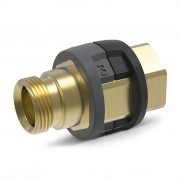 Adapter 3 M22 x 1,5 IG - EASY!Lock 22 AG