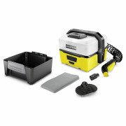 Outdoor Cleaner + Pet Box